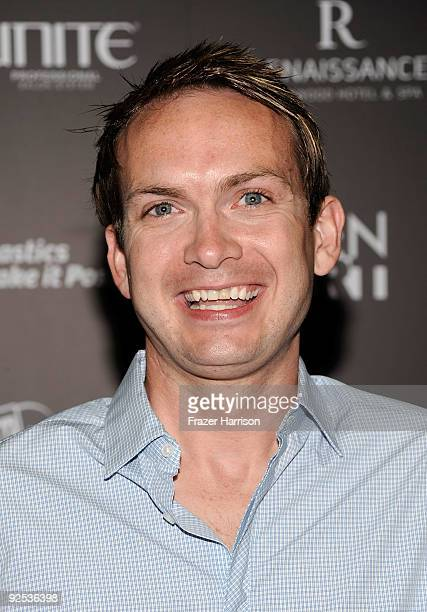 Actor Michael Dean Shelton at Gen Art's 12th Annual Fresh Faces In Fashion at the Petersen Automotive Museum on October 29 2009 in Los Angeles...