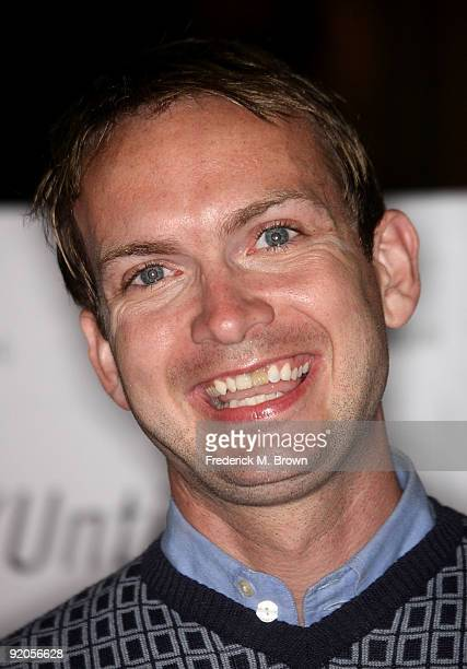 Actor Michael Dean Shelton attends the Untitled film premiere at the Los Angeles County Museum of Art's Bing Theater on October 19 2009 in Los...