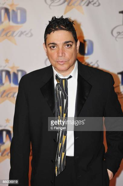 """Actor Michael DeLorenzo attends The 19th Annual """"Night of 100 Stars"""" Gala at The Beverly Hills Hotel on February 22, 2009 in Beverly Hills,..."""