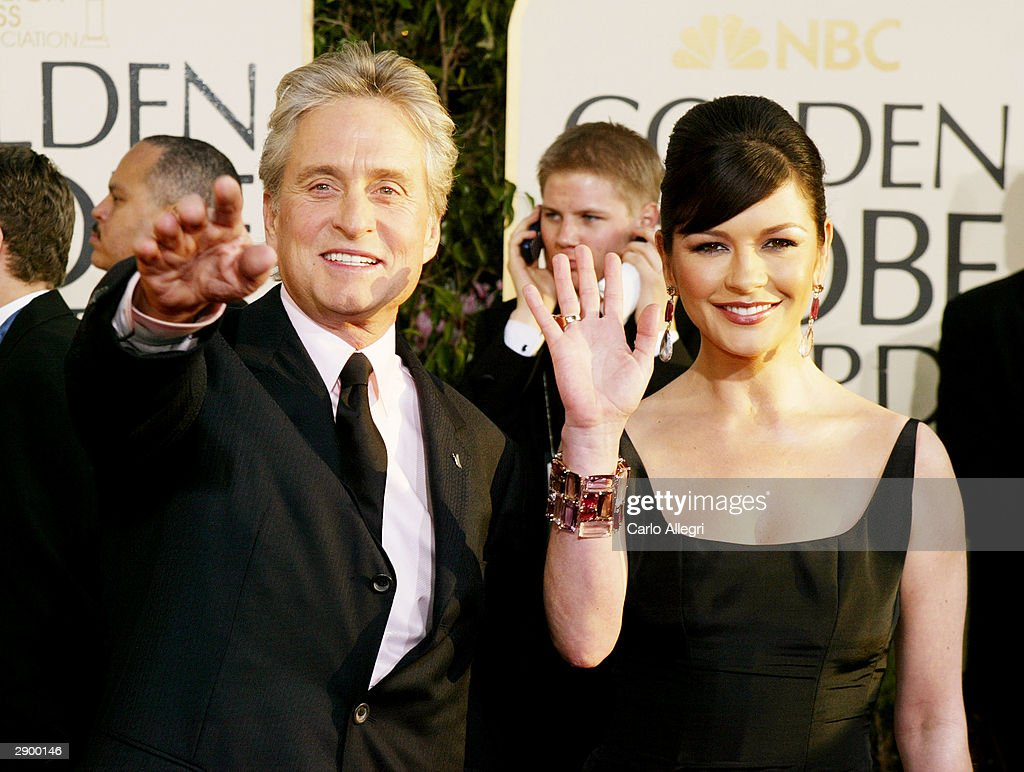 61st Annual Golden Globes Awards - Arrivals