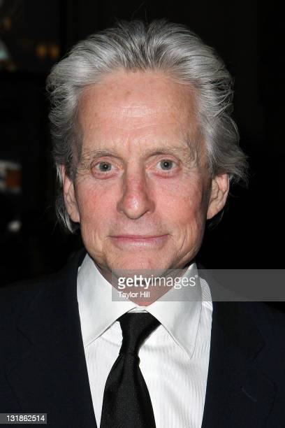 Actor Michael Douglas attends the Sixth Annual Opera News Awards at The Plaza Hotel on April 17 2011 in New York City