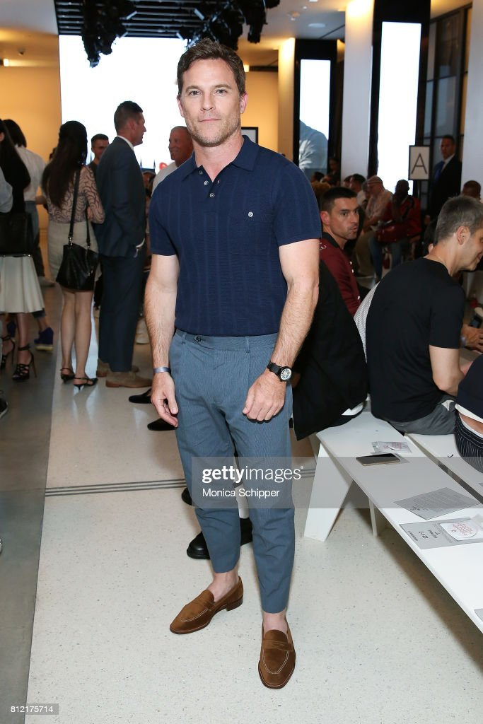 Todd Snyder - Front Row/Backstage - NYFW: Men's July 2017
