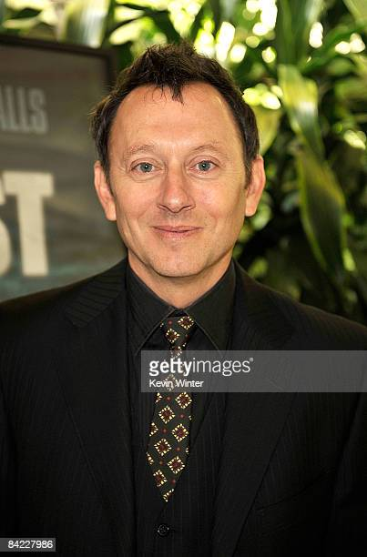 Actor Michael Emerson arrives at the AFI Awards 2008 held at the Four Seasons Hotel on January 9 2009 in Los Angeles California