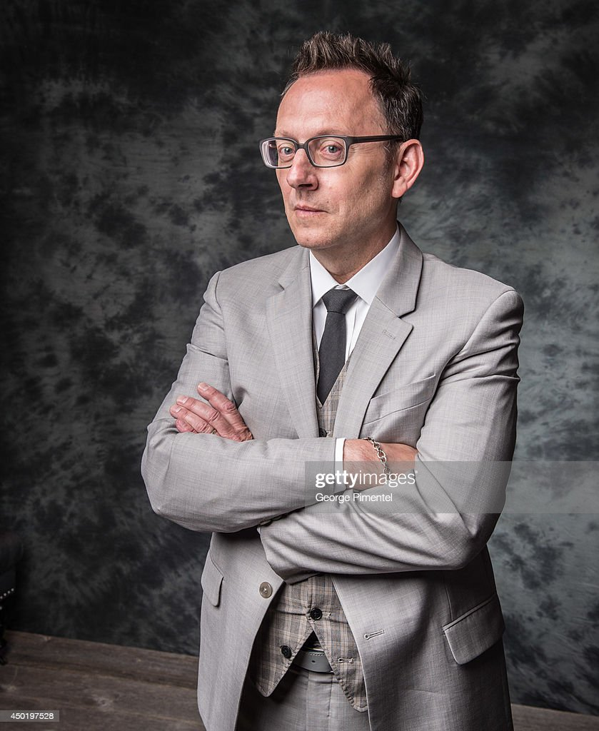 Actor Michael Emerson of Person of Interest poses for a portrait during CTV 2014 Upfront at Sony Centre for the Performing Arts on June 5, 2014 in Toronto, Canada.