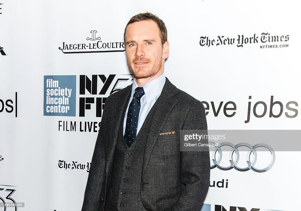 53rd New York Film Festival - Steve Jobs : News Photo