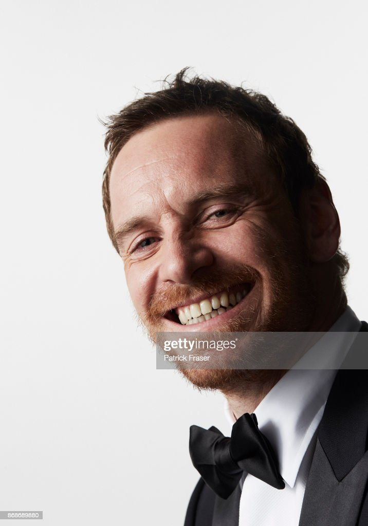 Michael Fassbender, The Wrap, January 10, 2016