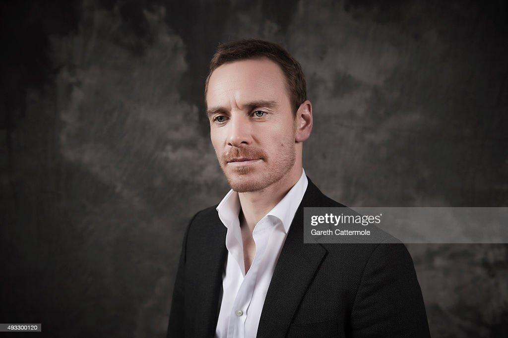 """""""Steve Jobs"""" - Portrait Session - BFI London Film Festival"""