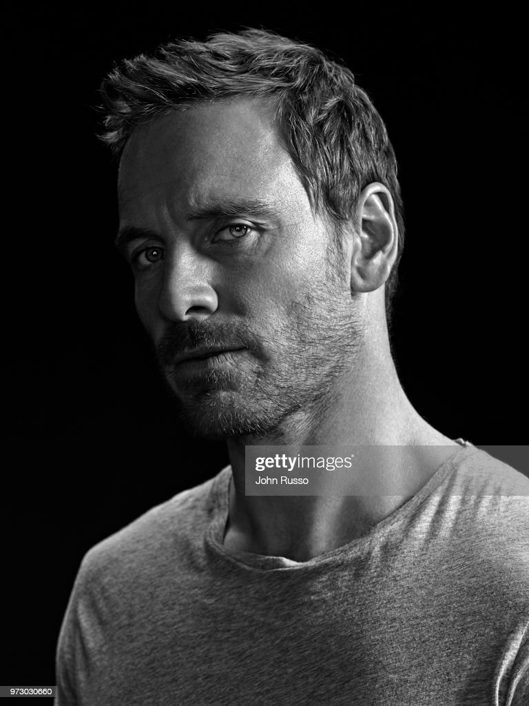 Actor Michael Fassbender is photographed for 20th Century Fox on October 13, 2016 in Los Angeles, California.