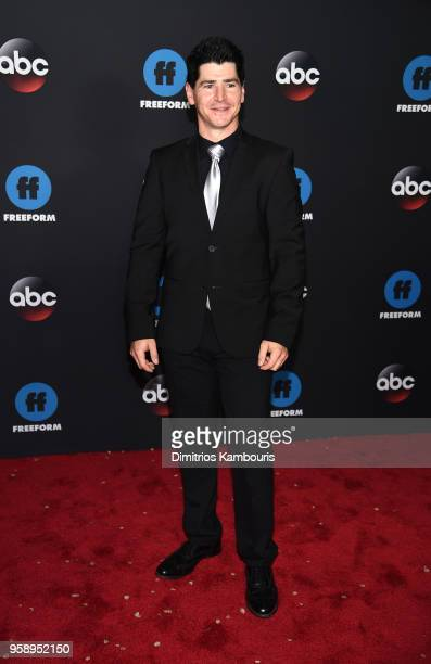 Actor Michael Fishman attends during 2018 Disney ABC Freeform Upfront at Tavern On The Green on May 15 2018 in New York City