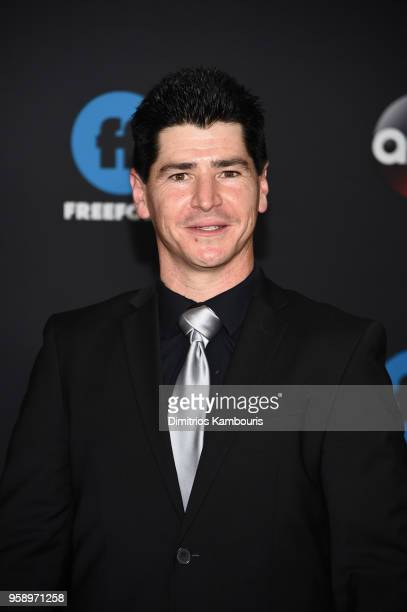 Actor Michael Fishman of Roseanne attends during 2018 Disney ABC Freeform Upfront at Tavern On The Green on May 15 2018 in New York City