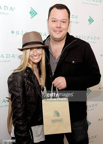 Actor Michael Gladis attends Silpada at Kari Feinstein's Academy Awards Style Lounge at Montage Beverly Hills on February 25 2011 in Beverly Hills...
