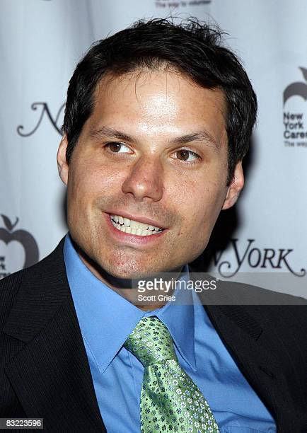 Actor Michael Ian Black attends the New York Magazine's 40th Anniversary event at Hammerstein Ballroom on October 10 2008 in New York City