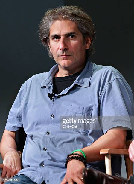 Actor Michael Imperioli attends as Apple Store Soho Presents 'The Wannabe' during the Tribeca Film Festival at the Apple Store Soho on April 18 2015...