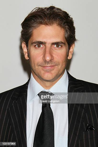 Actor Michael Imperioli attends Disney ABC Television Group's 2010 Summer TCA Panel at the Beverly Hilton on August 1 2010 in Beverly Hills California