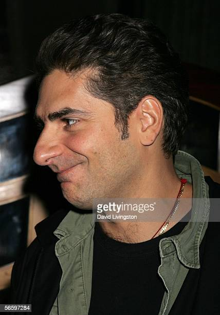 Actor Michael Imperioli attends HBO's Annual PreGolden Globe Reception at Chateau Marmont on January 14 2006 in Los Angeles California