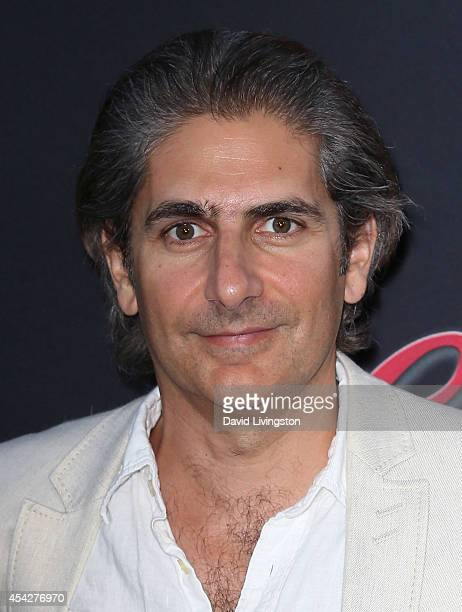Actor Michael Imperioli attends the premiere of Pantelion Films' Cantinflas at the TCL Chinese Theatre on August 27 2014 in Hollywood California