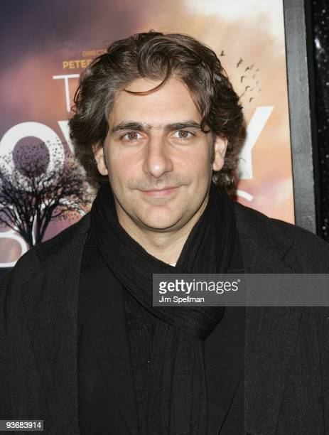 Actor Michael Imperioli attends the The Lovely Bones premiere at the Paris Theatre on December 2 2009 in New York City