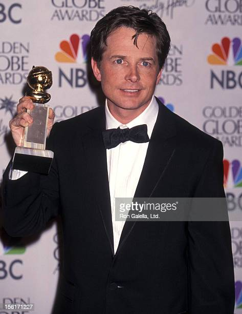 Actor Michael J. Fox attends the 57th Annual Golden Globe Awards on January 23, 2000 at Beverly Hilton Hotel in Beverly Hills, California.