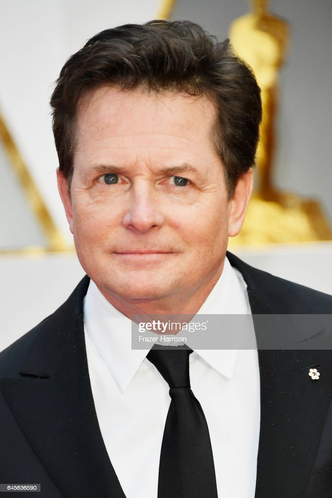 Actor Michael J. Fox attends the 89th Annual Academy Awards at Hollywood & Highland Center on February 26, 2017 in Hollywood, California.