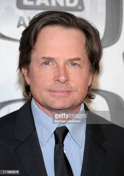 Actor Michael J. Fox attends the 9th Annual TV Land Awards at the Javits Center on April 10, 2011 in New York City.