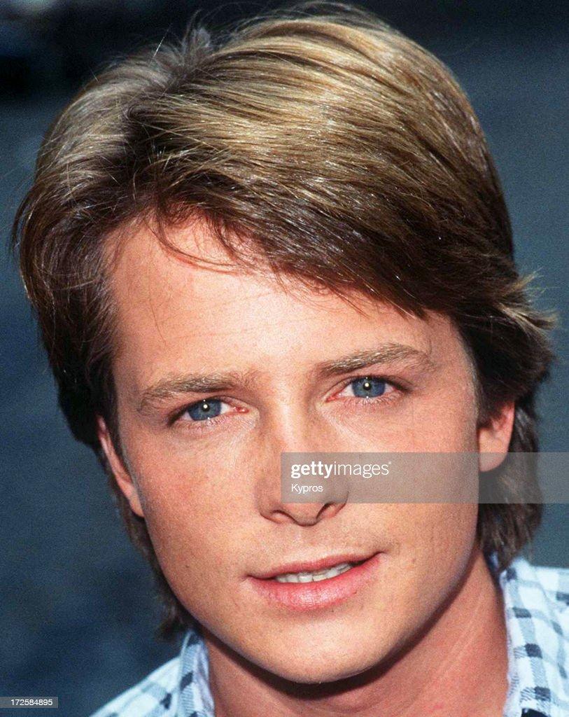 Michael J. Fox : News Photo