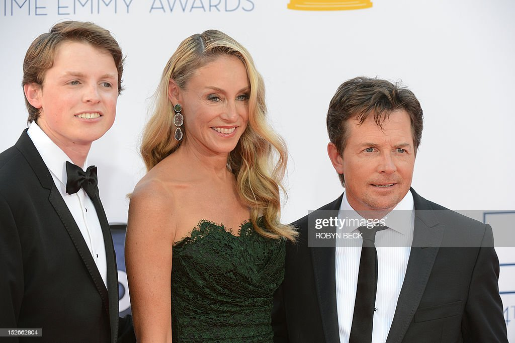 R Fox And Sons Actor Michael J. Fox (...