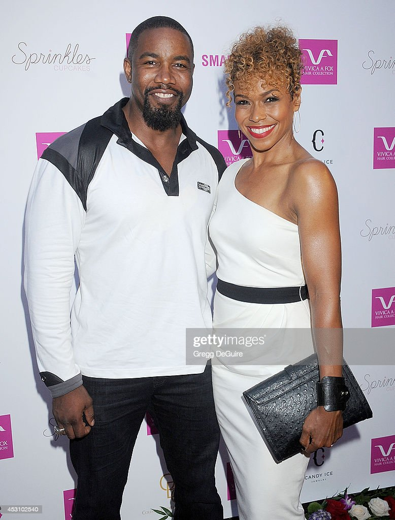Vivica A. Fox 50th Birthday Celebration - Arrivals