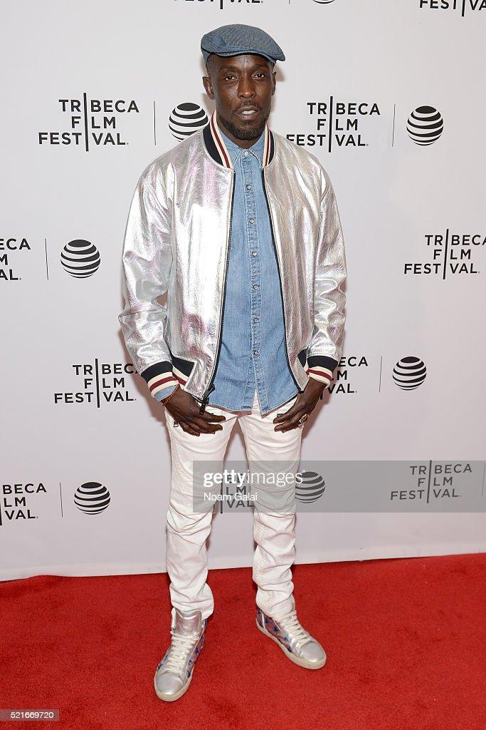 """""""Check It"""" Premiere - 2016 Tribeca Film Festival"""