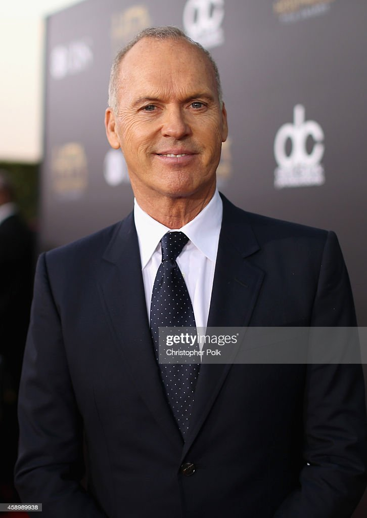 Actor Michael Keaton attends the 18th Annual Hollywood Film Awards at The Palladium on November 14, 2014 in Hollywood, California.