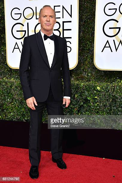 Actor Michael Keaton attends the 74th Annual Golden Globe Awards at The Beverly Hilton Hotel on January 8 2017 in Beverly Hills California