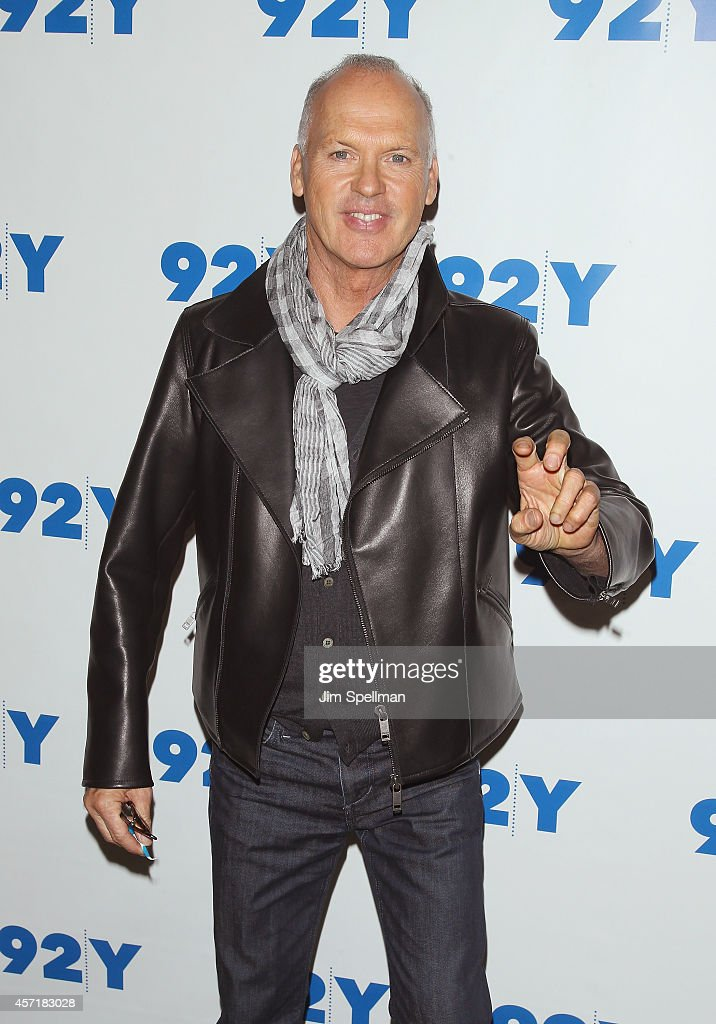 Actor Michael Keaton attends the 92nd Street Y Film Series: 'Birdman, Or The Unexpected Virtue Of Ignorance'at 92nd Street Y on October 13, 2014 in New York City.