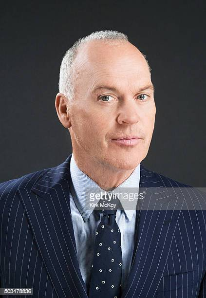 Actor Michael Keaton is photographed for Los Angeles Times on November 14 2015 in Los Angeles California PUBLISHED IMAGE CREDIT MUST READ Kirk...