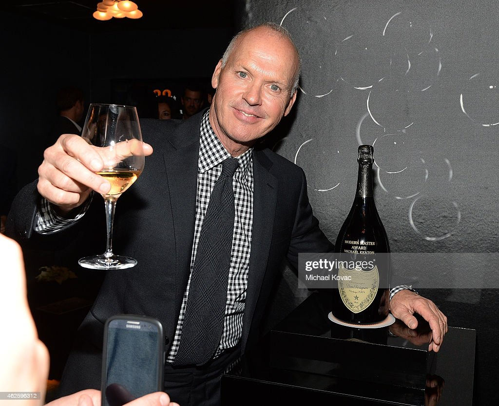 The Dom Perignon Lounge At The Santa Barbara International Film Festival Honoring Michael Keaton : News Photo