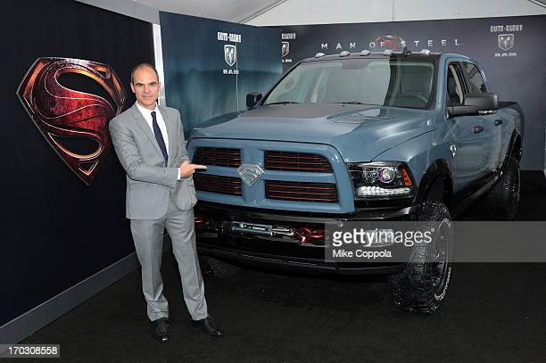 Actor Michael Kelly attends Man of Steel NYC premiere sponsored by RAM at Alice Tully Hall at Lincoln Center on June 10 2013 in New York City