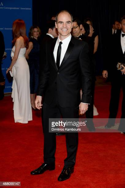 Actor Michael Kelly attends the 100th Annual White House Correspondents' Association Dinner at the Washington Hilton on May 3 2014 in Washington DC