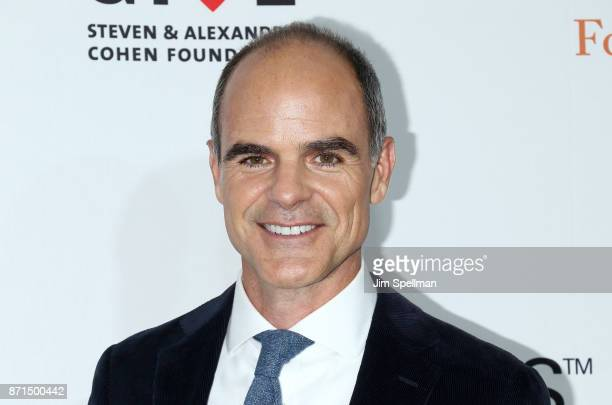 Actor Michael Kelly attends the 11th Annual Stand Up for Heroes at The Theater at Madison Square Garden on November 7 2017 in New York City
