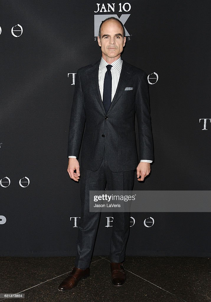 """Premiere Of FX's """"Taboo"""" - Arrivals"""