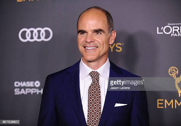Actor Michael Kelly attends the Television Academy reception for Emmy nominated performers at Pacific Design Center on September 16 2016 in West...