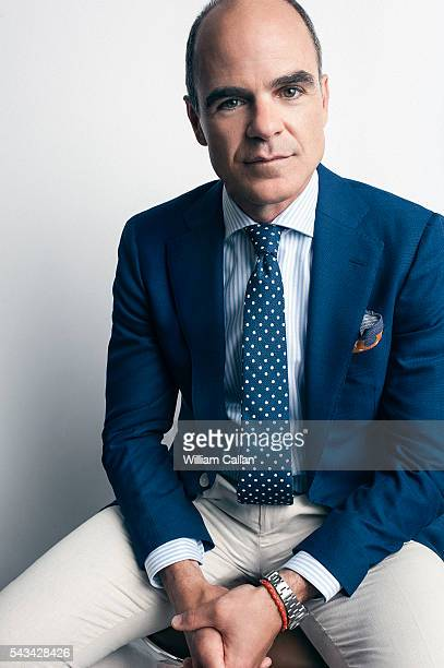 Actor Michael Kelly is photographed for The Wrap on June 2 2016 in Los Angeles California PUBLISHED IMAGE