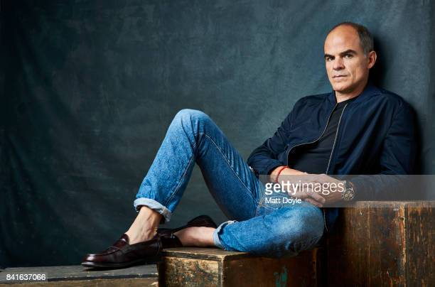 Actor Michael Kelly photographed for Back Stage on August 7 in New York City PUBLISHED IMAGE