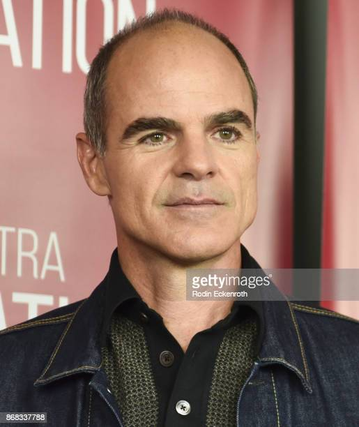 Actor Michael Kelly poses for portrait at SAGAFTRA Foundation Conversations screening of 'The Long Road Home' at SAGAFTRA Foundation Screening Room...