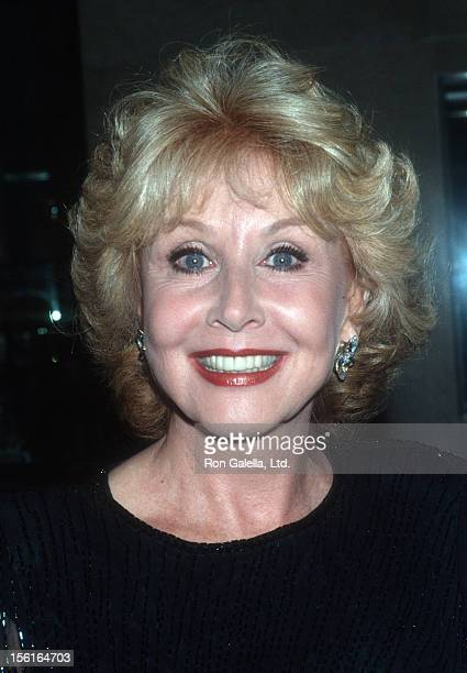 Actor Michael Learned attends 25th Anniversary Celebration of Center Theater Group on August 27 1992 at the Beverly Hilton Hotel in Beverly Hills...