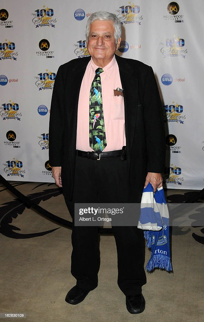 Actor Michael Lerner arrives for the 23rd Annual Night Of 100 Stars Black Tie Dinner Viewing Gala held at Beverly Hills Hotel on February 24, 2013 in Beverly Hills, California.