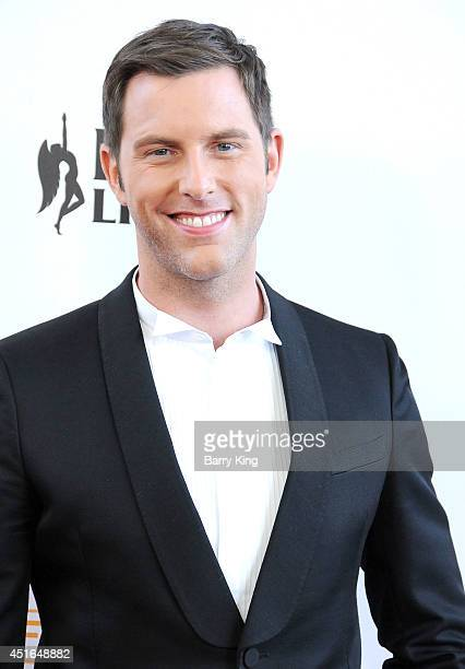Actor Michael Lomenda attends the 2014 Los Angeles Film Festival closing night premiere of 'Jersey Boys' at Premiere House on June 19 2014 in Los...