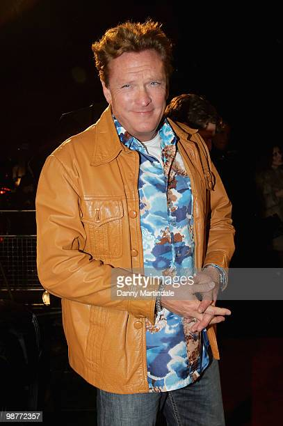 Actor Michael Madsen attends the launch party for The Gumball 300 Rally on April 30 2010 in London England