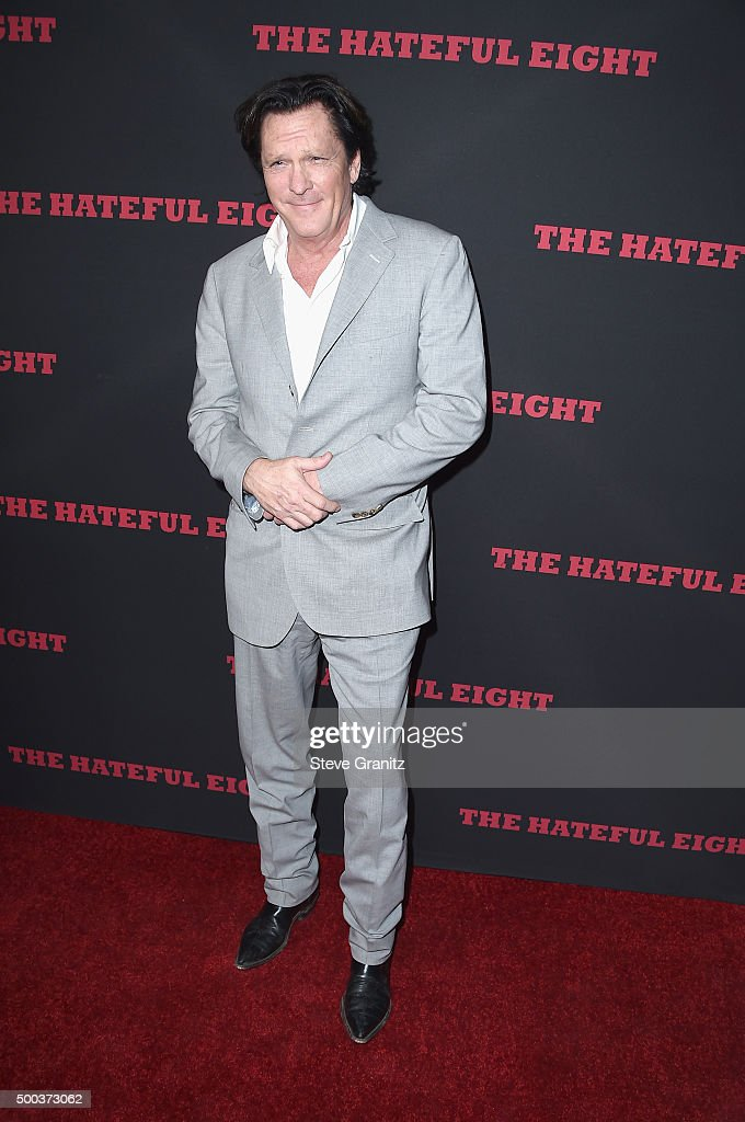 "Premiere Of The Weinstein Company's ""The Hateful Eight"" - Arrivals"