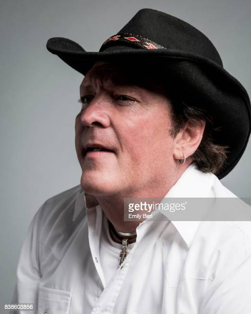 Actor Michael Madsen is photographed at the Sundance NEXT FEST at The Theatre At The Ace Hotel on August 11 2017 in Los Angeles California