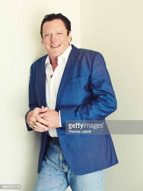Actor Michael Madsen is photographed for Gala Croisette magazine on May 12 2018 in Cannes France