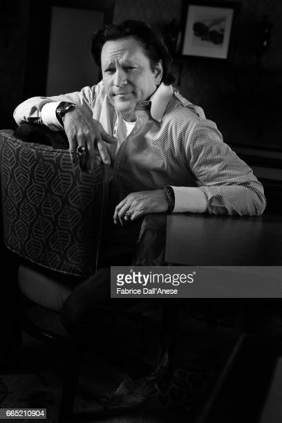 Actor Michael Madsen is photographed for Rolling Stone at the Sundance film festival on January 27 2017 in Park City Utah