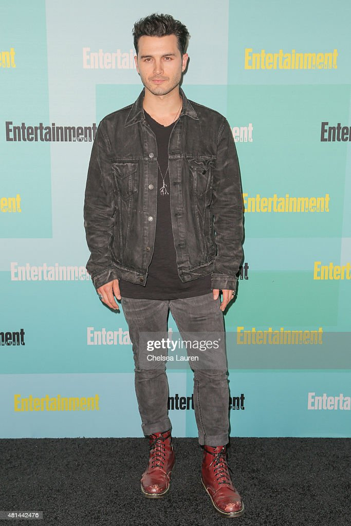 Actor Michael Malarkey arrives at the Entertainment Weekly celebration at Float at Hard Rock Hotel San Diego on July 11, 2015 in San Diego, California.